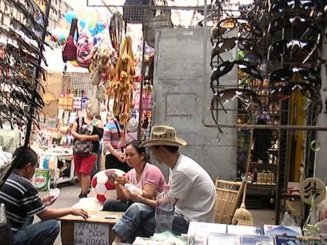 Chợ Bốn Con Hổ, Budapest, Hungary (Ảnh: vagabondjourney.com)