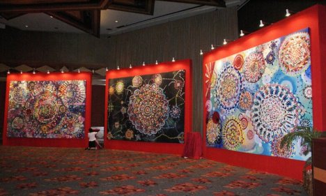 Circle Painting ở Singapore